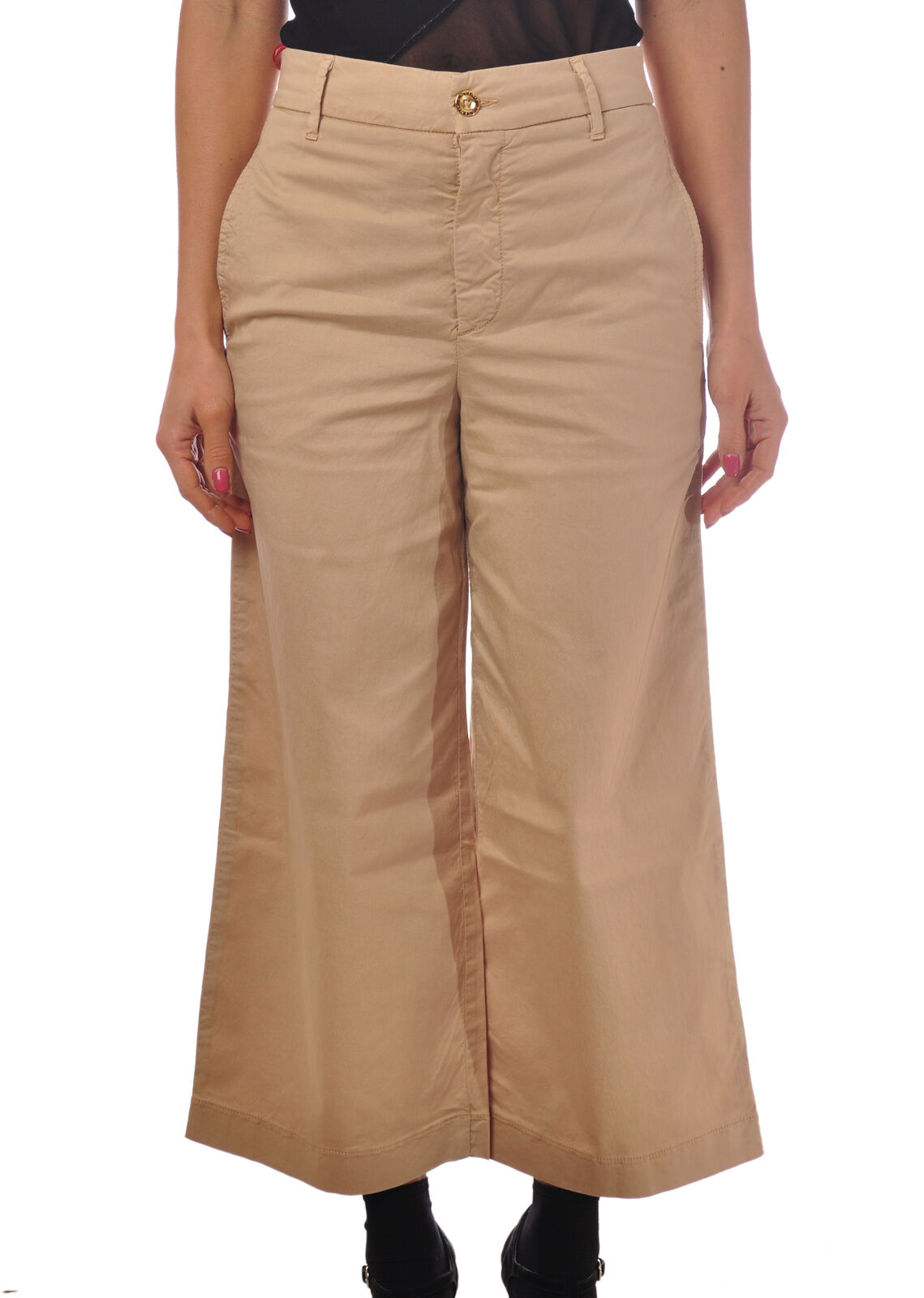 Latinò - Pants-Pants - Woman - Beige - 5102517F183559