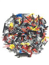 LEGO Bulk Lot Little Over 1 lb Some Technic & Bionicle Toy Building Pieces Parts