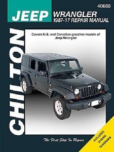 2001 jeep wrangler service repair manual