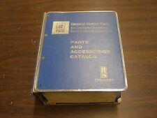 OEM Chevrolet 1953 1993 Corvette Master Parts Book 1954 1955 1956 1957 1958 1959