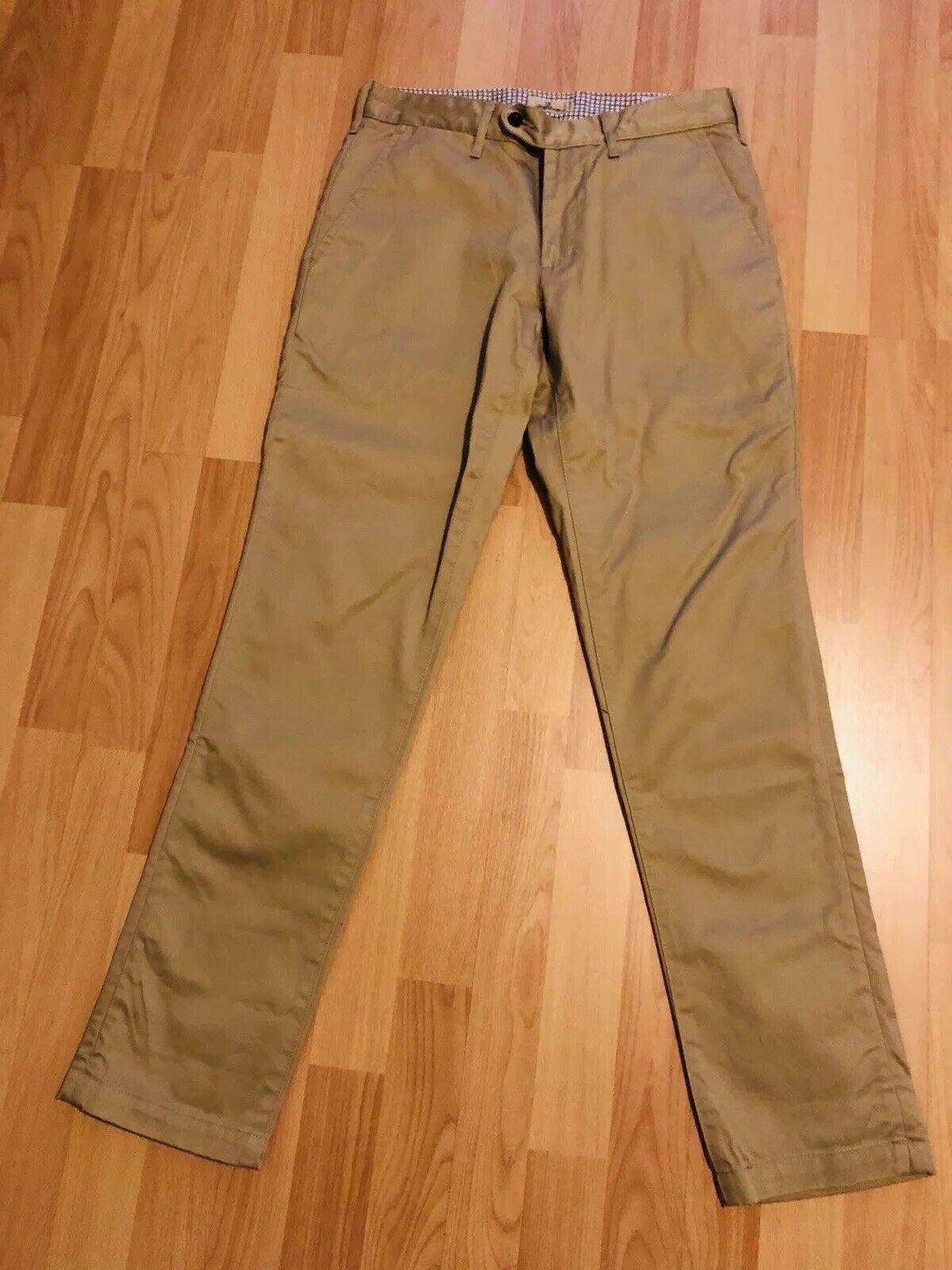 Original Original Original Japan Blau JB4400 Classic Chino City Trousers Jeans Beige W32 ee9a0e