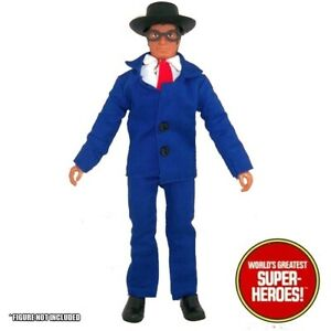 Mego WGSH Superman Montgomery Ward Clark Kent COMPLETE Outfit for 8 inch Figure