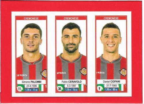 641 CREMONESE CALCIATORI 2019-2020 Panini Figurine-stickers n