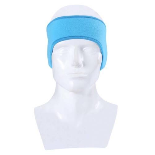 Stretch Ear Warmer Head Band Polar Fleece Ski Ear Muff Winter Spandex Hat Newly