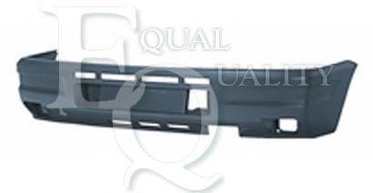 P0327 EQUAL QUALITY Paraurti anteriore grigio chiaro IVECO DAILY II Ribaltabile