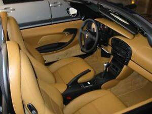 Image Is Loading Porsche Boxster Leather Interior Kit 911 Amp 930
