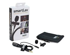 Rode Smartlav Smartphone iPhone Android Broadcast Microphone Lavalier Lapel - <span itemprop='availableAtOrFrom'>Belfast, United Kingdom</span> - Rode Smartlav Smartphone iPhone Android Broadcast Microphone Lavalier Lapel - Belfast, United Kingdom