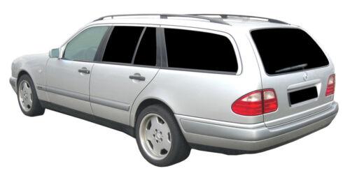 Auto Sonnenschutz Scheiben-Tönung-tönen Sichtschutz  MERCEDES E-Kombi S210