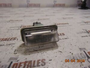 Toyota-Avensis-rear-number-plate-light-used-2008