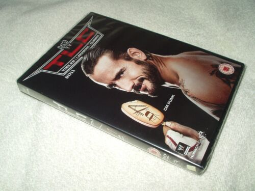 1 of 1 - DVD Wrestling WWE TLC Tables Ladders & Chairs 2011