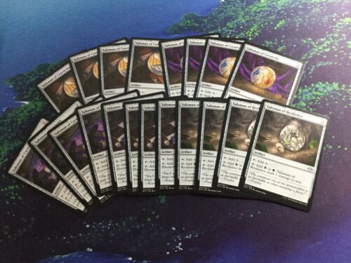 All 20x Modern Horizon UnCommons NM MTG Complete Playsets Of The Talisman Cycle