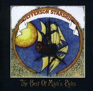 Jefferson-Starship-Best-of-Micks-Picks-New-CD-UK-Import