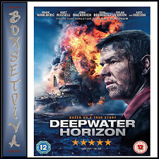 DEEPWATER HORIZON - Mark Wahlberg  * BRAND NEW DVD***