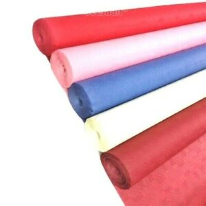Geant-Papier-Banquet-Rouleau-Fete-Anniversaire-Mariage-Buffet-Table-Cover-Cloth