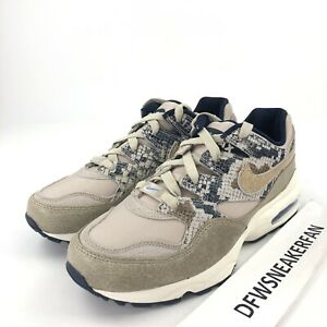 Nike Air Max 94 Men's 8.5 Snakeskin AT8439 001 Newsprint