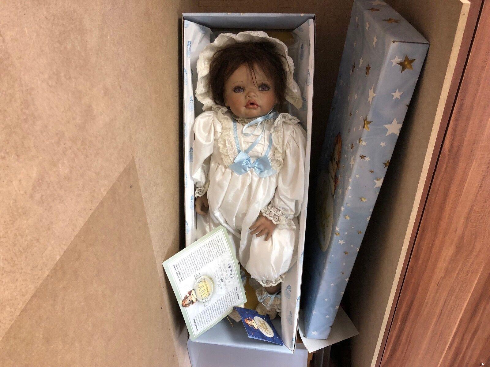 Gaby Jaques  bambola di porcellana 58 CM. OTTIMO stato  vendite calde