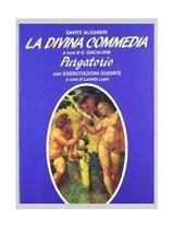 DANTE GIACALONE La Divina Commedia Purgatorio ZANICHELLI 9788808000699