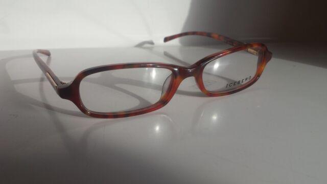 Womens Genuine Designer Tortoiseshell Glasses Frames By Iceberg IC00105  Ref 820