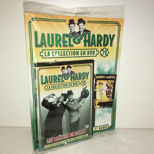 LAUREL-ET-amp-HARDY-la-collection-en-DVD-n-19-LES-MAITRES-DE-BALLET-DC41Y