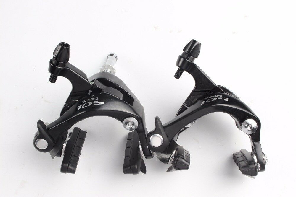 Shimano 105 BR-5800 Dual Pivot Brake Caliper Set Front Rear