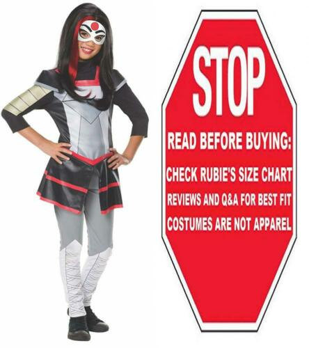 Rubie/'s Costume Kids DC Superhero Girls Deluxe Katana Costume Medium