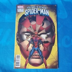 Details about MARVEL PETER PARKER THE SPECTACULAR SPIDER-MAN COMIC BOOK #1  - VARIANT EDITION!!