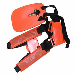 Shoulder Strap Harness For Stihl Pole Saw Brush Cutter Ships From