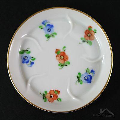 Vintage Herend Terus Floral Motif Coaster 8773