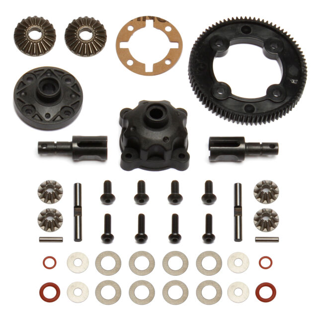 1//8 in 6619 Team Associated RC Car Parts FT Carbide Diff Balls