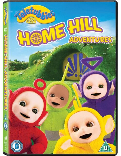 Teletubbies - Brand New Series - Home Hill Adventures [Blu-ray]