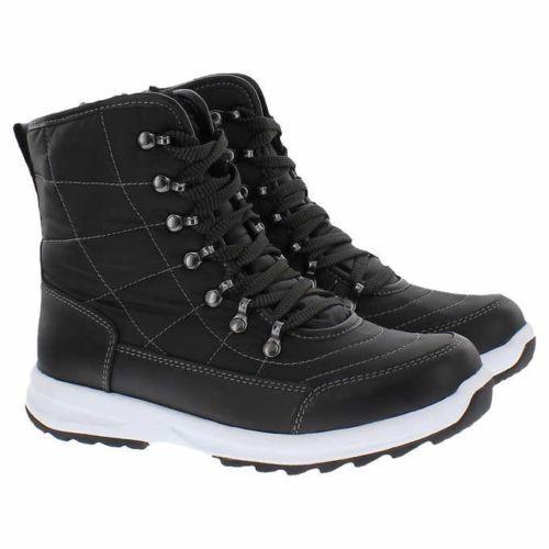 Weatherproof Brand, Ladies' Sneaker Boot, Black, Sz 11