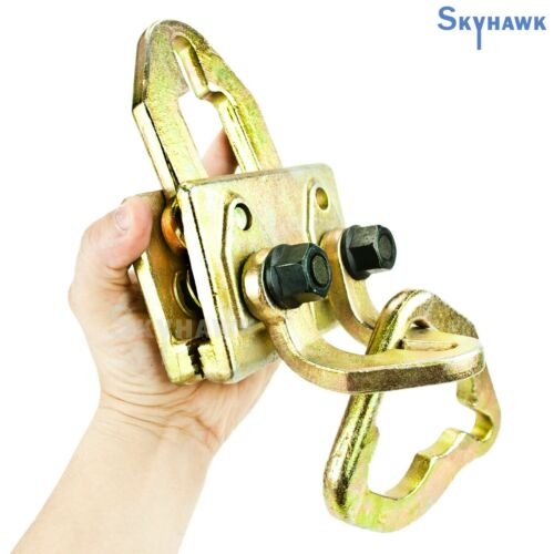 Straight Way or Cross Way Clamp Dent Puller 5 Ton Multi Way Frame Single Rack