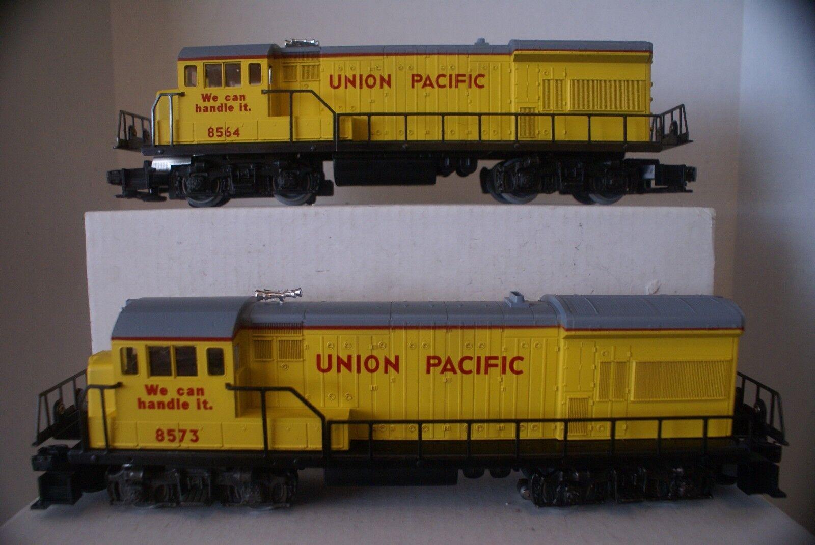 Lionel 8564 & 8573 Dual Union Pacific Diesels U36B U36B U36B SHIPS FREE 959b46