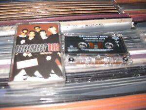 Backstreet Boys Spanisch Kassette 2 Tracks IN Spanisch