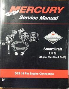 2004 mercury mercruiser service manual smartcraft dts dts 14 pin rh ebay ie Mercruiser 5.0 MPI Engine Mercruiser 5.0 MPI Engine