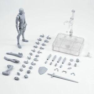 Body-Kun-2-0-DX-Set-Male-Variable-Doll-PVC-Figure-Model-SHF-S-H-Figuarts-Stand
