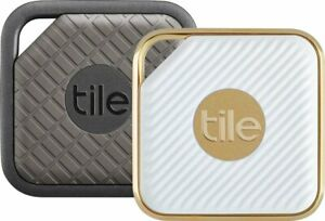 Tile-Pro-Bluetooth-Smart-Locator-Tags-for-Valuable-Items-Sport-amp-Style-2-Pack