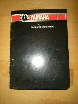 - Original Kundendienst-schule Elektrik Yamaha - Handbuch