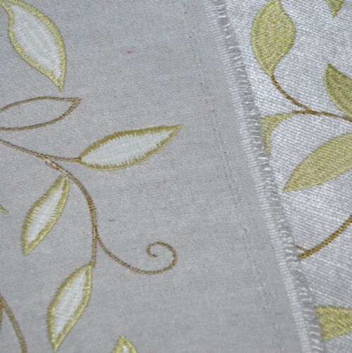wh04t Pale Olive Gold Olive Ash Grey Plant Thick Cotton 3DBox Seat Cushion Cover