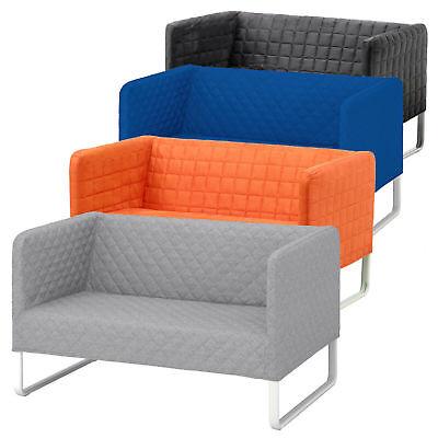 "IKEA Sofa ""KNOPPARP"" 2er Sofa-Couch Textil-Bezug waschbar ..."