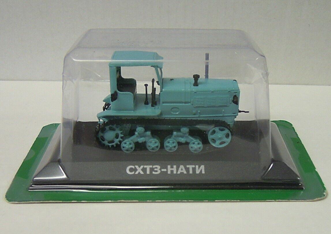 Modello Modello Modello finito catene TRATTORE shtz nati 1935, 1/43, Atlas, Metallo, Nuovo e18c89
