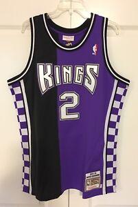 3d1e94080 NWT! Mitchell   Ness 1994-95 Mitch Richmond Sacramento Kings Jersey ...