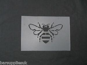 NEW Jack Daniels Honey Bee Logo Airbrush Stencil Template ... Jack Daniels Logo Stencil
