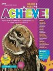 Achieve! Grade 2: Think. Play. Achieve! by The Learning Company (Paperback / softback, 2014)