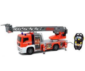 Dickie-Fire-Patrol-Feuerwehr-Auto-Leiterwagen-Feuerwehrauto-Neu-OVP