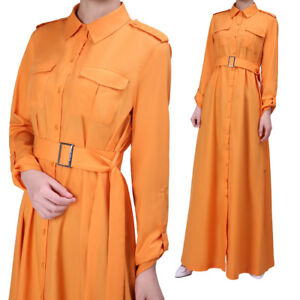 Arab-Muslim-Women-Formal-Kaftan-Cocktail-Abaya-Islamic-Maxi-Long-Dress