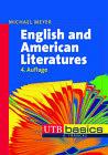 English and American Literatures von Michael Meyer (2011, Taschenbuch)