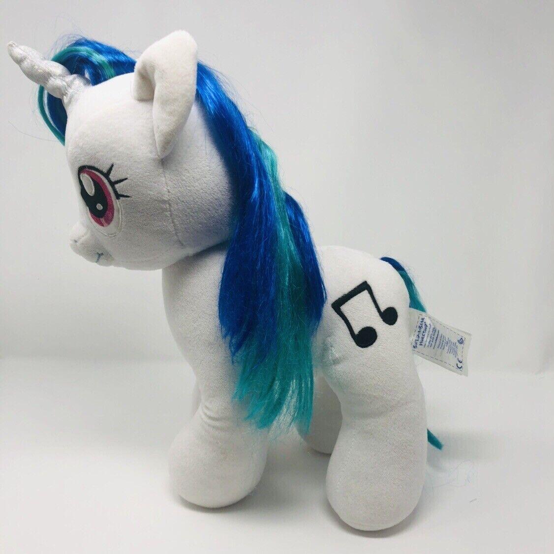 Build A Bear Hasbro My Little Pony Vinyl Scratch   DJ-PON3 HTF