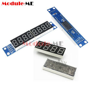 MAX7219-LED-Dot-matrix-Display-Tube-Control-8-Digit-Digital-Module-For-Arduino