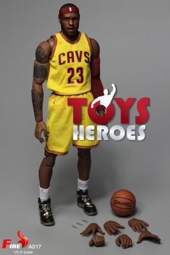 FIRE TOYS A017 LEBRON JAMES NBA CUSTOM 1//9 Preorder